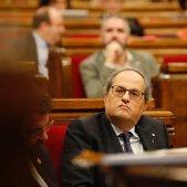 Quim Torra control Parlament Sergi Alcàzar