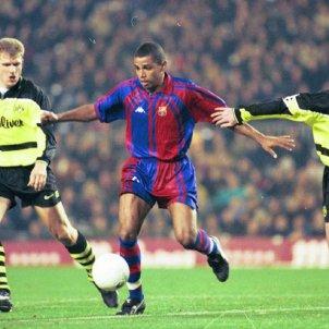 Anderson Barça Borussia Dortmund UEFA