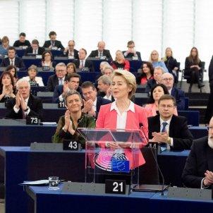 von der leyen @EU_Commission