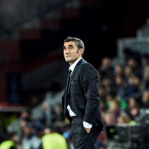 Ernesto Valverde Champions Barca Borussia Dortmund EFE
