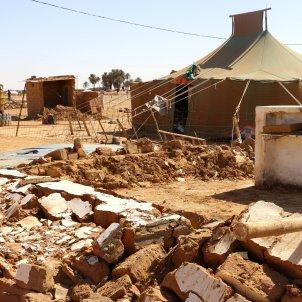 campament saharaui EFE
