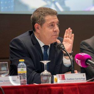 Emiliano García Page EFE