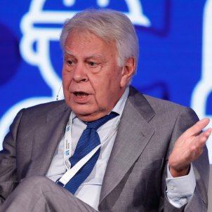 Felipe González novembre 2019 EFE