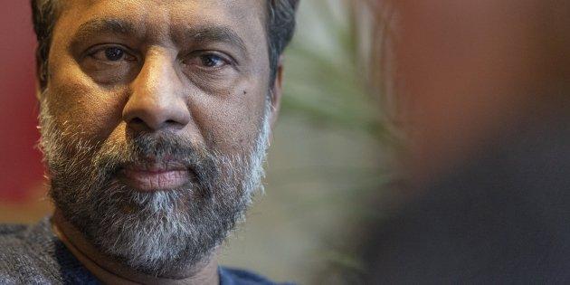 Rudhamoorthy Cheran poeta Tamil - Sergi Alcazar