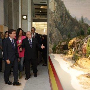 pessebre madrid - ayuntamiento de madrid