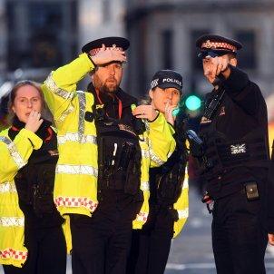 Policia Londres atac pont EFE