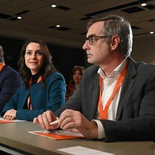 Villegas Arrimadas consell general Cs EFE