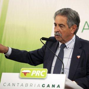Miguel Ángel Revilla Cantabria - PRC
