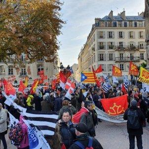 manifestació París defensa català Educació @Paul Molac