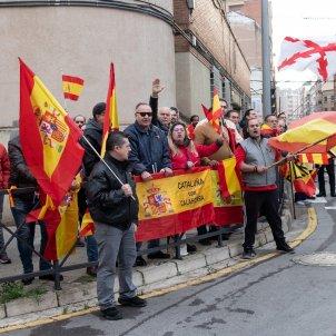 Manifestants ultres EFE