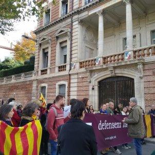 Manifestació ensanyament catala Perpinya - @AssoAPLEC