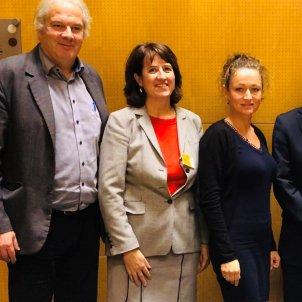 Diputats Bundestag Elisenda Paluzie - ZaklinNastic