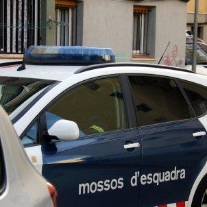 Cotxes Mossos d'Esquadra ACN