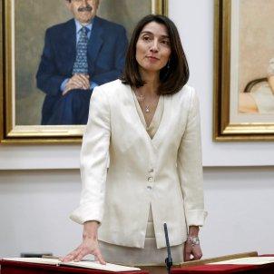 Pilar Llop PSOE - Efe
