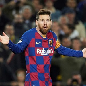 messi s'arronsa efe