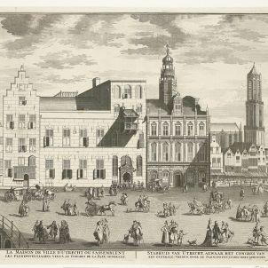 Tractat d'Utrecht. Seu de les negociacions