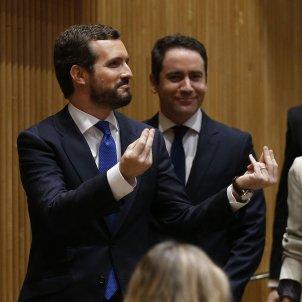 Pablo casado Cayetana Álvarez de Toledo Congrés Diputats EFE