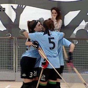 Sferic Terrassa hoquei patins Foto La Xarxa