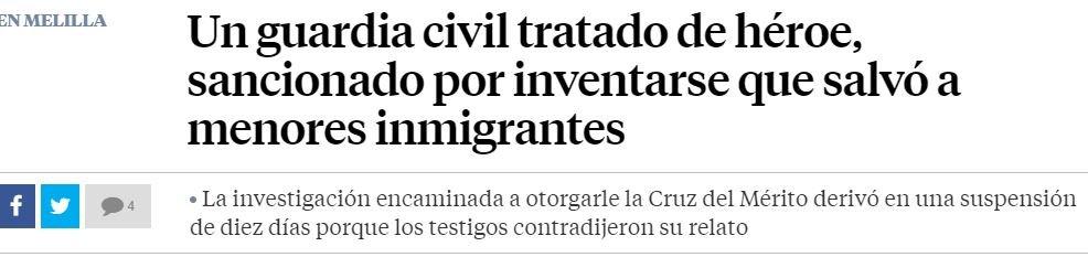 Guardia civil invent La Vanguardia