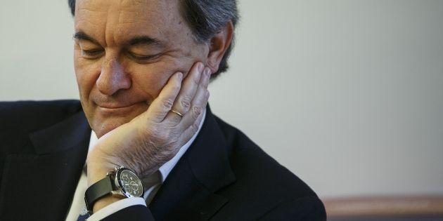 Artur Mas - Sergi Alcàzar