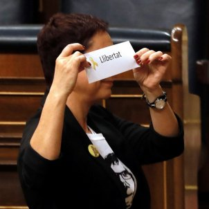 Montse Bassa Sessió Constitutiva Congrés 3 desembre   EFE