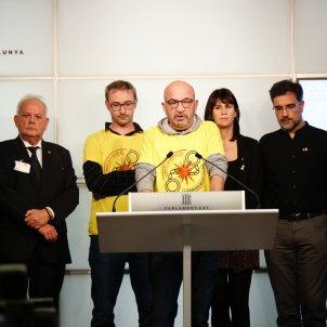 Detinguts CDR Parlament - Sergi Alcàzar