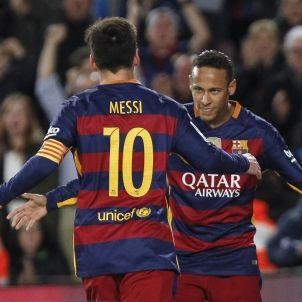 Leo Messi Neymar