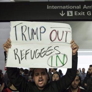 Protesta Trump - EFE