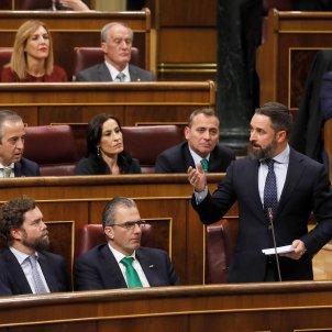 Santiago Abascal Vox Sessio constitutiva Congrés - Efe