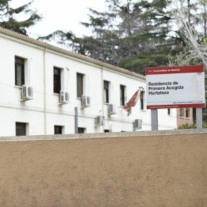 centre acollida menors Hortaleza Madrid   Europa Press