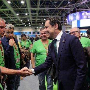 Juanma Moreno Cumbre Climática de Madrid