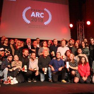 guanyadors premis ARC 2019   ACN
