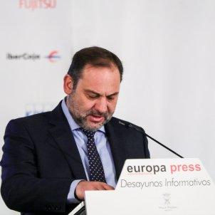 José Luis Ábalos   Europa Press