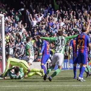 Betis Barça EFE