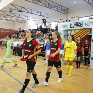 Eixample Penya Esplugues Final Copa Catalunya Svetlana Akimova