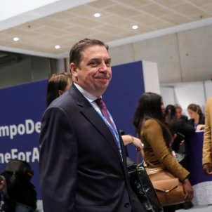 Luis Planas COP25
