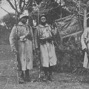 'Germans d'ànima' tirailleurs sénégalais viquipèdia