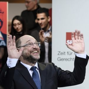 Martin Schulz - EFE
