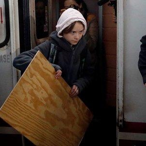 Greta Thunberg tren   EFE