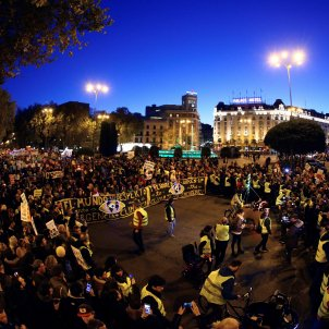 manifestacio clima madrid greta thunberg - efe