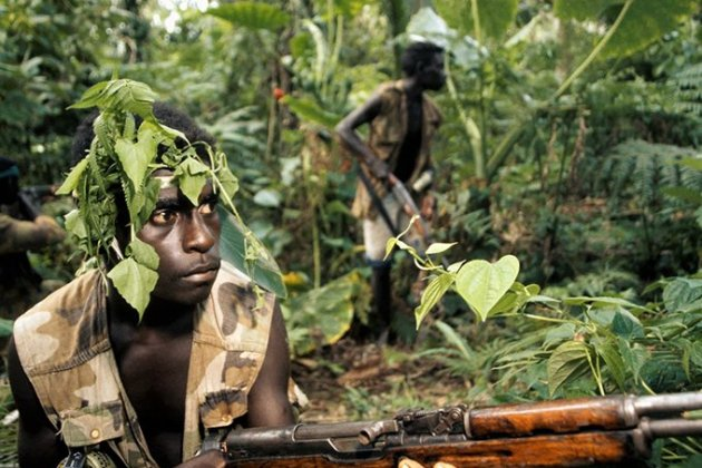 bougainville guerra - asia pacific report
