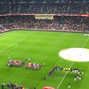 Llibertat Camp Nou Barça Mallorca 2 Pau Cusí