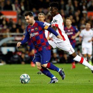Messi Barça Mallorca EFE