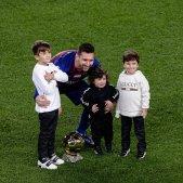 Leo Thiago Mateo Ciro Messi EuropaPress