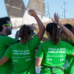 Cursa contra el càncer Barcelona 2019 Twitter @gencat