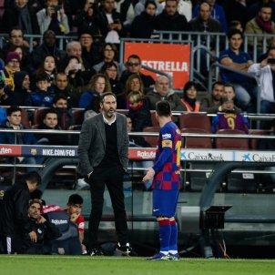 Vicente Moreno Messi Barça Mallorca EuropaPress