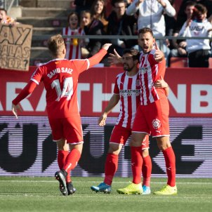 Stuani Jairo Samu Sáiz Girona FC