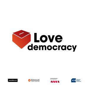 Love democracy