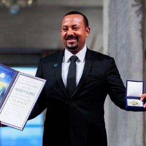 Primer ministre Etiòpia premi nobel Pau - Efe