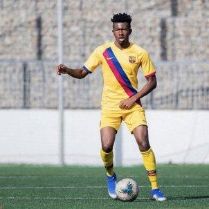 Barca Youth League Inter Mila @FCBMasia